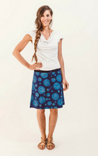MANDALA - Stretch Cotton Skirt