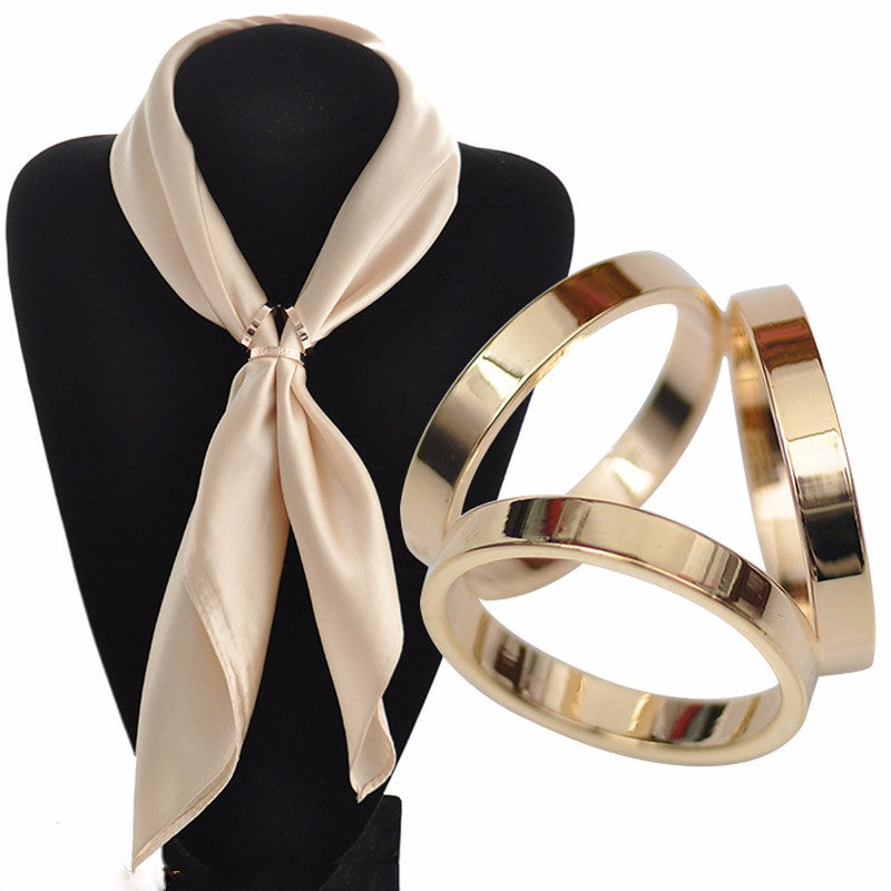 Scarf Ring - Eleganz n Grace - The Style Shoppe