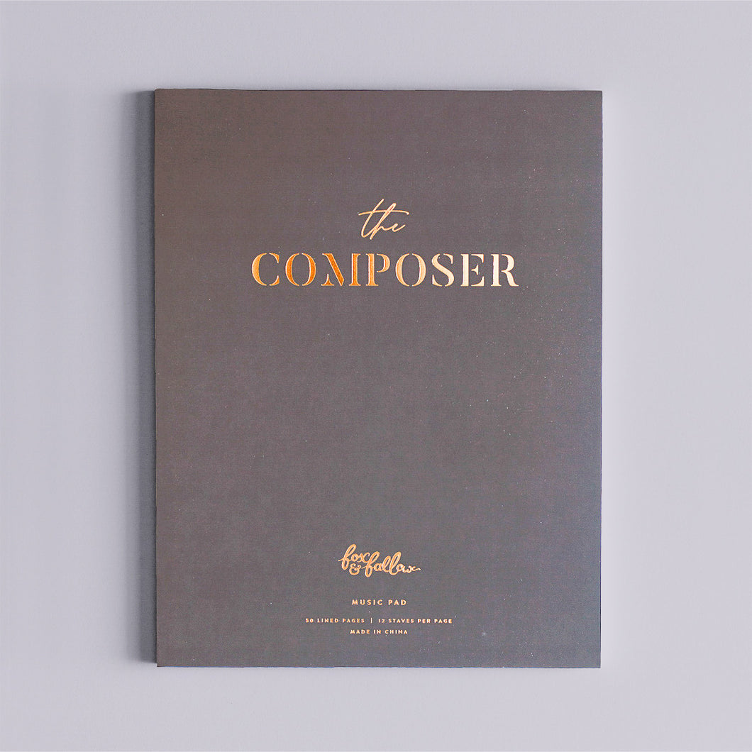 The Composer Music Pad