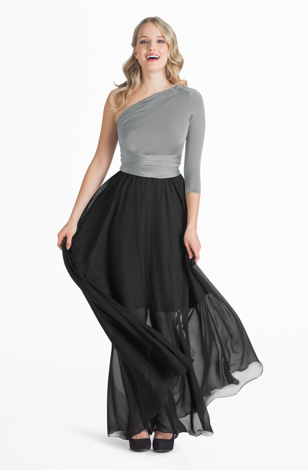 Maxi Overlay in Black - Eleganz n Grace - The Style Shoppe