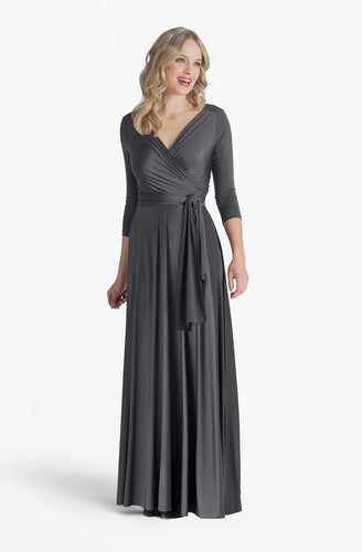 HENKAA Clearance Iris Maxi Convertible Dress