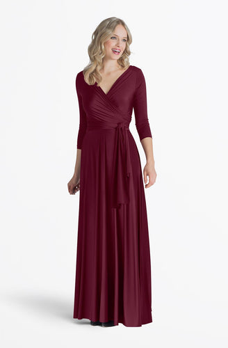 HENKAA IRIS Maxi Convertible Dress