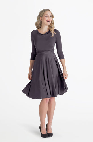 HENKAA IRIS Midi Convertible Dress - Eleganz n Grace - The Style Shoppe