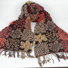 Boho Chic Patchwork Scarves - Eleganz n Grace - The Style Shoppe