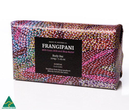 SHERYL BURCHILL Frangipani Body Bar