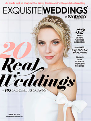Exquisite Weddings Magazine Spring 2017