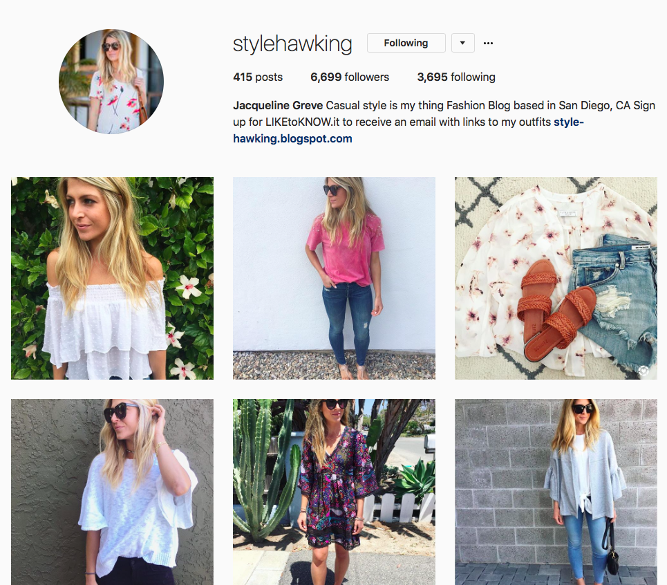 Style Hawking Fashion Blog