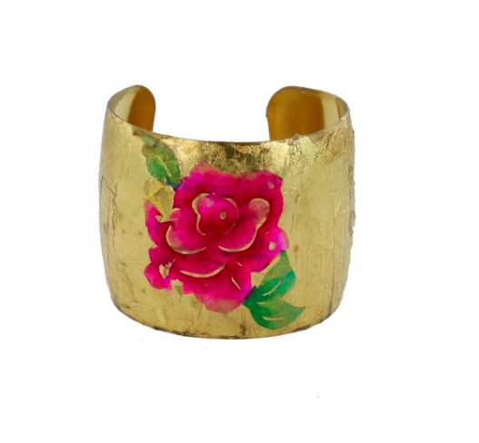 Luanne Cuff by Double Happiness Jewelry Shoppe California