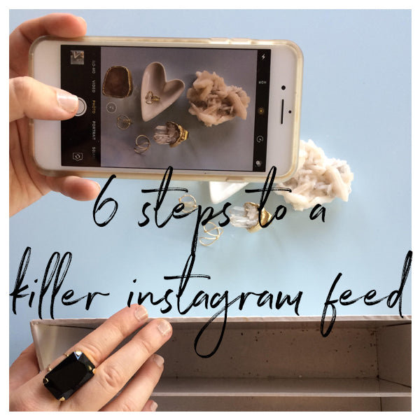 how to create an instagram strategy