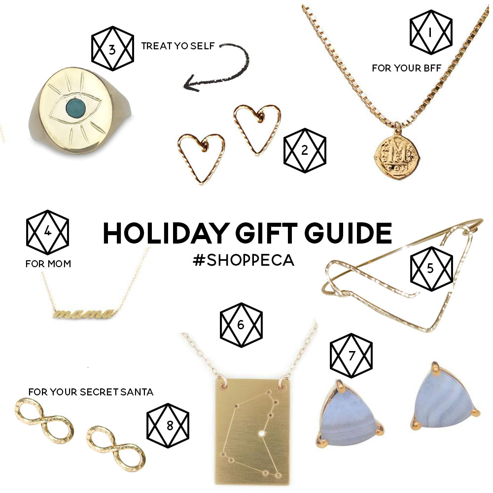shoppe california holiday gift guide