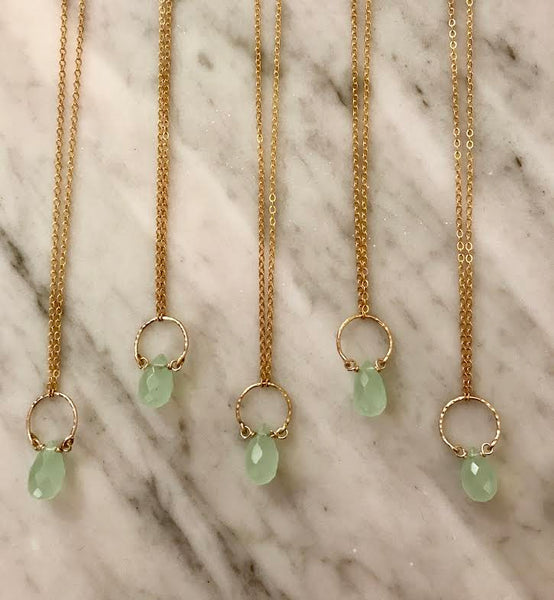 bridesmaids jewelry
