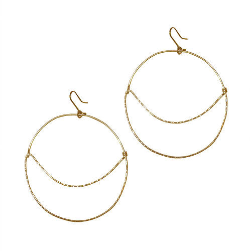 Eclipse Hoop Earring Shoppe California