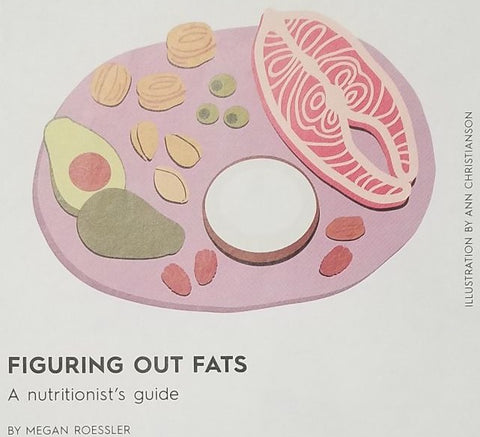 Figuring Out Fats article in BRAVA magazine