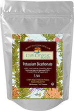 Potassium Bicarbonate USP Food Grade Crystalline Powder - Kosher - Non GMO 14-oz.