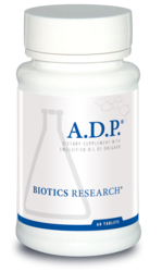 Biotics Research A.D.P. - 60 tabs