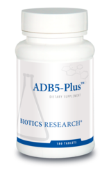 Biotics Research ADB5 Plus - 180 tabs