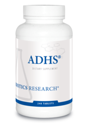 Biotics Research ADHS - 240 tabs