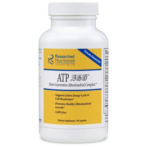 Researched Nutritionals ATP 360 - 90 caps