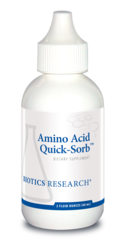 Biotics Research Amino Acid Quick-Sorb - 2 oz