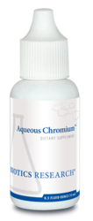Biotics Research Aqueous Chromium - 0.5 oz