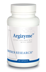 Biotics Research Argizyme 100 caps