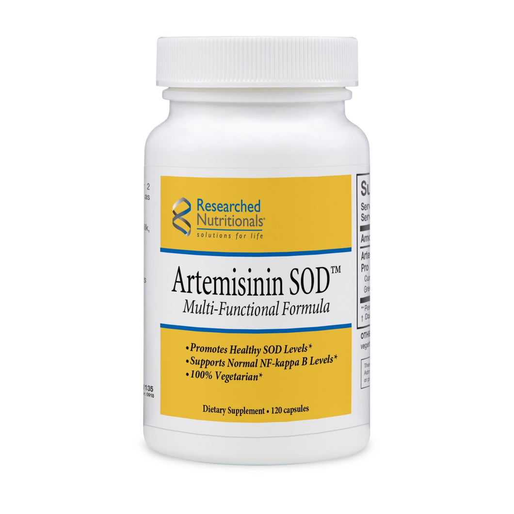 Researched Nutritionals Artemisinin SOD - 120 caps