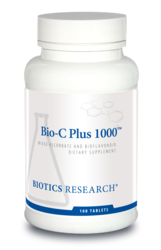 Biotics Research Bio-C Plus 1000 100 tabs