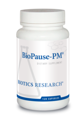 Biotics Research BioPause-PM - 120 capsules