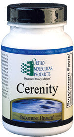 Ortho Molecular Cerenity - 90 ct