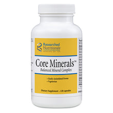Researched Nutritionals Core Minerals - 120 caps