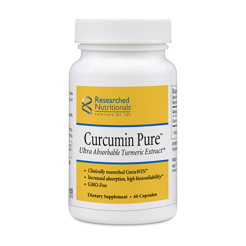 Researched Nutritionals Curcumin Pure 60 capsules