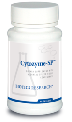 Biotics Research Cytozyme-SP - 60 tabs