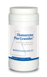 Biotics Research Dismuzyme Plus Granules - 500 g
