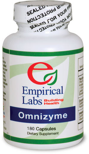 Empirical Labs Omnizyme - 180 ct
