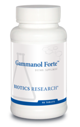 Biotics Research Gammanol Forte (with FRAC) - 90 tabs