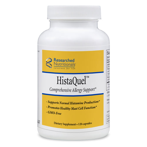 Researched Nutritionals HistaQuel - 120 caps