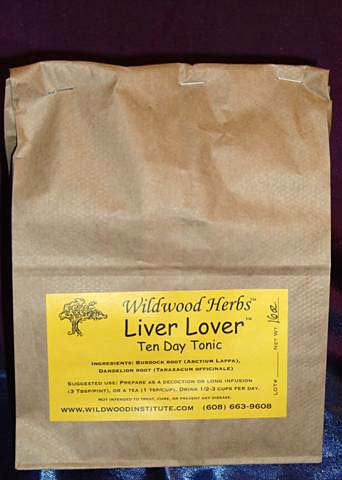 Wildwood Herbs Liver Lover - 16 oz