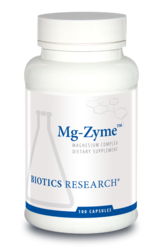 Biotics Research Mg-Zyme - 100 tabs