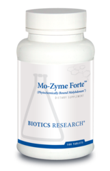Biotics Research Mo-Zyme Forte - 100 tabs