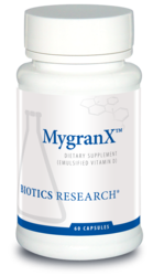 Biotics Research MygranX - 60 caps