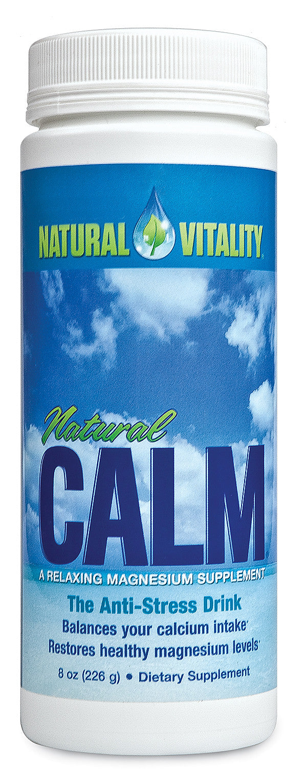 Natural Vitality Natural Calm - Original- 8oz