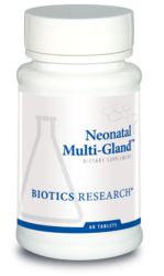 Biotics Research Neonatal Multi-Gland - 60 tabs