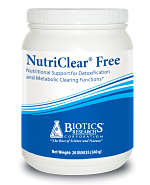 Biotics Research NutriClear Free - 20 oz