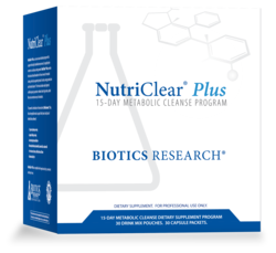 Biotics Research NutriClear Plus - 15 days