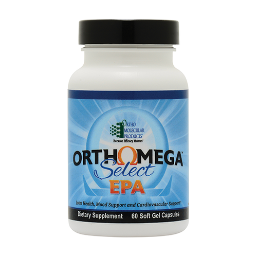 Ortho Molecular Orthomega Select EPA - 60 ct