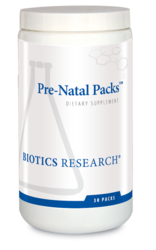 Biotics Research Pre-Natal Packs - 31 packets
