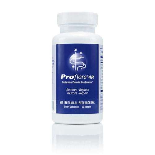 Bio-Botanical Research Proflora 4R Restorative Probiotic Combination - 30 caps