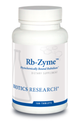 Biotics Research Rb-Zyme - 100 tabs