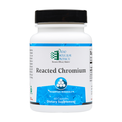 Ortho Molecular Reacted Chromium - 60 ct