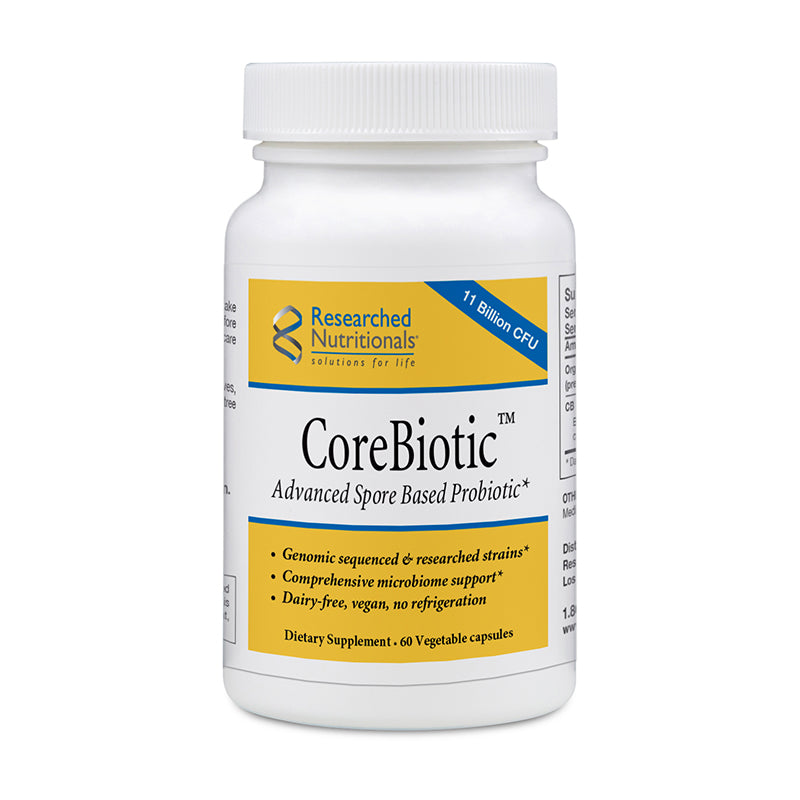 Researched Nutritionals CoreBiotic - 60 caps